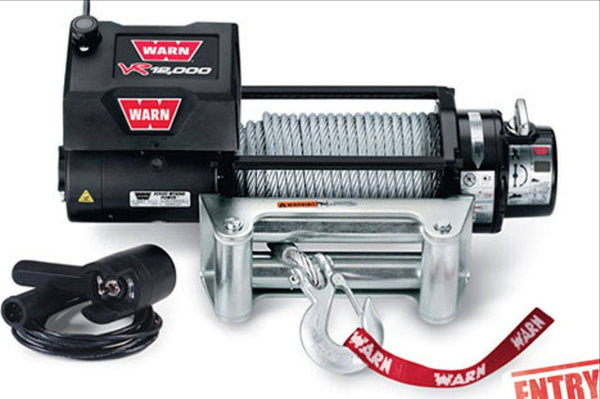 WARN Jeep, Truck & SUV Winches: VR12000 86260 - BumperOnly