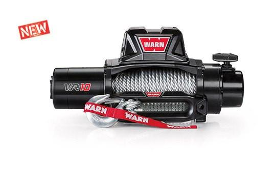 Warn 96810 10k VR10 Standard Duty Truck Winch - BumperOnly