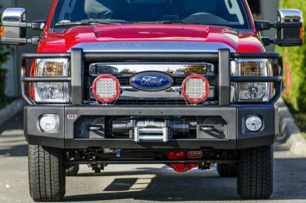 ARB Ford F250/F350 Superduty 2011-2017 Front Bumper Winch Ready with Grille Guard 2236010