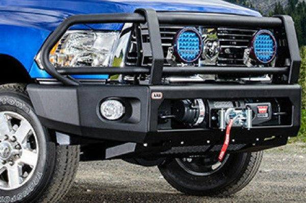 ARB Dodge Ram 2500/3500 2010-2018 Front Bumper Winch Ready with Grille Guard 2237010