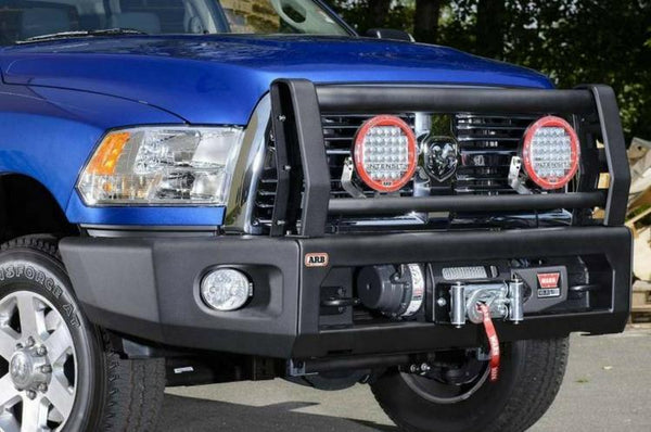 ARB Dodge Ram 2500/3500 2010-2017 Front Bumper Winch Ready with Hoop 2237020