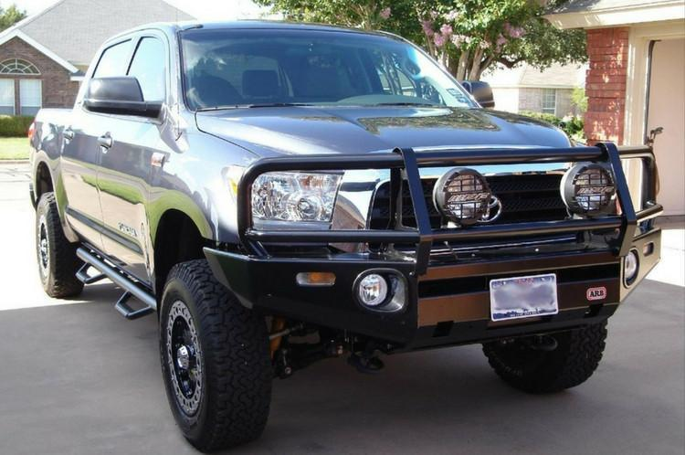 ARB 3415010 Deluxe Toyota Tundra Winch Front Bumper 2007