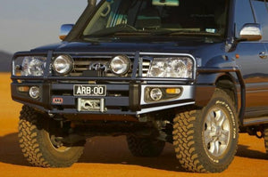 Toyota Land Cruiser Front Bumpers | BumperOnly com