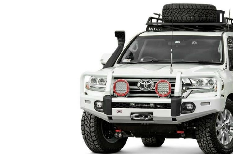 Arb 3415220 Toyota Land Cruiser 2016 2017 Summit Bar Front Bumper 200 Series Winch Ready With Grille Guard