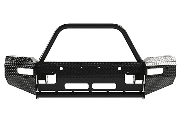 Ranch Hand BSD191BL1 2019-2021 Dodge Ram 2500/3500 Summit BullNose Series Front Bumper