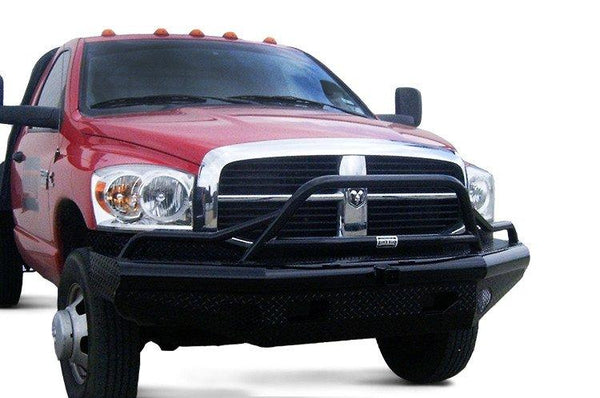 Ranch Hand Legend Bullnose Front Bumper Dodge Ram 2500/3500 BTD061BLR 2006-2009 - BumperOnly