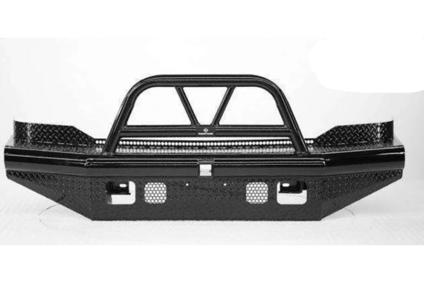 Ranch Hand BTF991BLR 1999-2004 Ford F250/F350/F450/F550 Superduty Legend BullNose Series Front Bumper