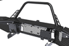Ranch Hand BTG201BLR 2020-2021 GMC Sierra 2500HD/3500HD Legend BullNose Series Front Bumper (Works with Front Camera)