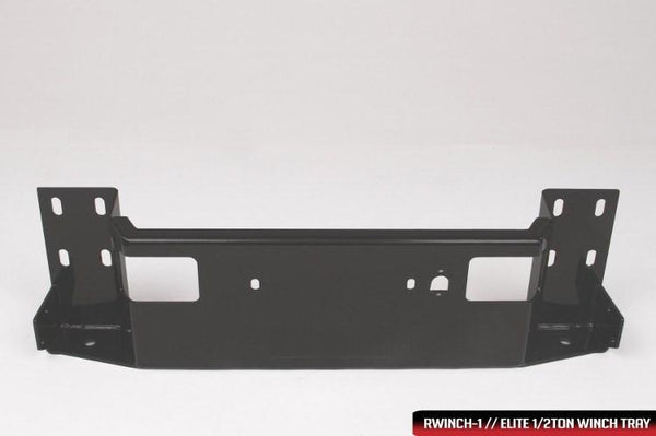 Fab Fours DR94-Q1560-1 Front Bumper Dodge Ram 2500/3500 1994-2002 Full Guard with Tow Hooks Black Steel Elite