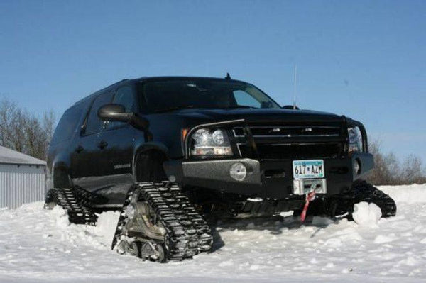 Buckstop C6cls Front Bumper Chevy Tahoe 1500 And Suburban
