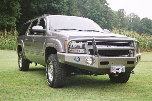 Buckstop C6CLS Front Bumper Chevy Tahoe 1500 and Suburban ...