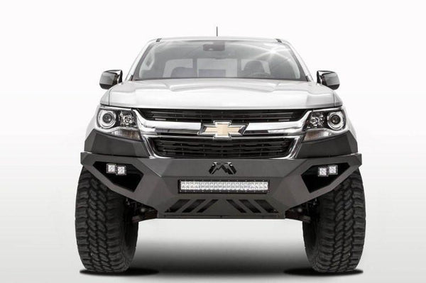 Fab Fours Vengeance Front Bumper Chevy Colorado CC15-D3351-1 2015-2017 No Guard - BumperOnly