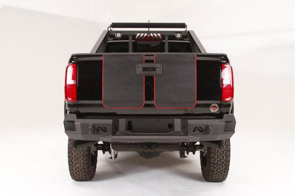 Fab Fours GMC Canyon 2015-2017 Rear Bumper CC15-W3350-1