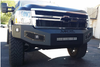 Lex Offroad CSF3 Syndicate Chevy Silverado 2500/3500 Front Bumper 2007-2013