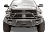Fab Fours DR03-A1052-1 Front Bumper Dodge Ram 2500/3500 2003-2005 Winch Ready with Pre-Runner Guard Premium
