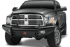 Fab Fours Dodge Ram 2500/3500 2003-2005 Front Bumper No Guard DR03-S1061-1
