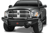 Fab Fours Dodge Ram 2500/3500 2006-2009 Front Bumper No Guard DR06-S1161-1