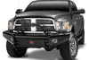 Fab Fours Dodge Ram 2500/3500 2006-2009 Front Bumper with Pre-Runner Guard DR06-S1162-1
