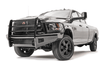 Fab Fours Black Steel Full Guard Front Bumper 2010-2018 Dodge 2500/3500 DR10-S2960-1