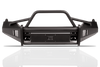 Fab Fours Dodge Ram 1500 2013-2017 Front Bumper Pre-Runner Guard with Tow Hooks DR13-R2962-1