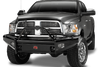 Fab Fours Dodge Ram 2500/3500 1994-2002 Front Bumper with Pre-Runner Guard DR94-S1562-1