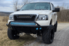 ADD F032932450103 2004-2008 Ford F150 Stealth Front Bumper with Winch and Light Mount