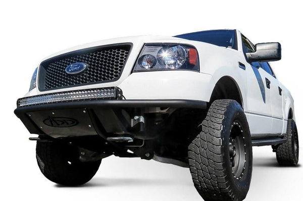 2004 - 2008 F-150 ADD LITE FRONT BUMPER - BumperOnly