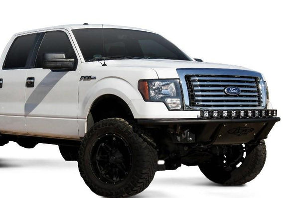2009 - 2014 F-150 ADD LITE FRONT BUMPER - BumperOnly