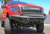 ADD F057265050103 2009-2014 Ford F150 Honeybadger Front Bumper With Top Hoop