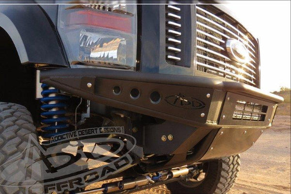 2008 - 2010 FORD F-250/350 VENOM FRONT BUMPER - BumperOnly