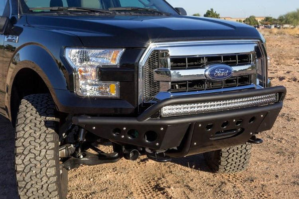 Addictive Desert Designs F153602890103 Stealth 2015 - UP Ford F-150 Front Bumper