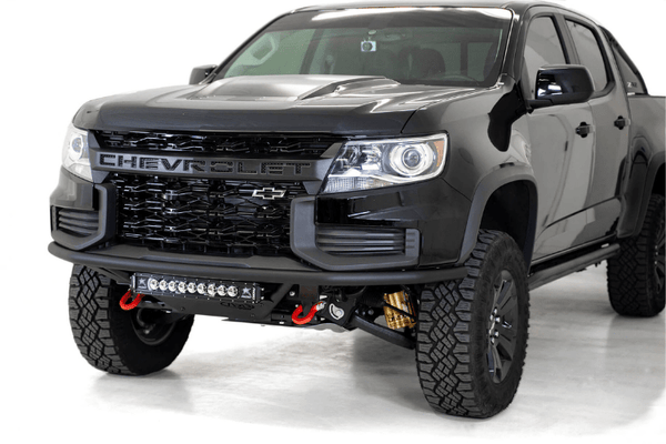 ADD F458102100103 Chevy Colorado ZR2 2021 PRO Bolt-On Front Bumper Non-Winch