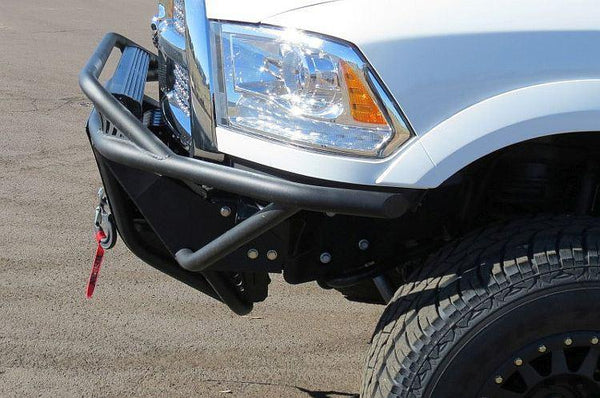 ADD F513401150103 Stealth 2010-2016 Ram 2500/3500 Hd Front Bumper W/Factory Winch (Powerwagon Only) - BumperOnly