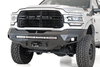 ADD F561423030103 Dodge Ram 2500/3500 2019-2021 Stealth Fighter Front Bumper Winch Mount