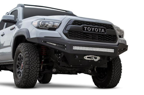 ADD Toyota Tacoma 2016-2017 Front Bumper Winch Ready F687382730103