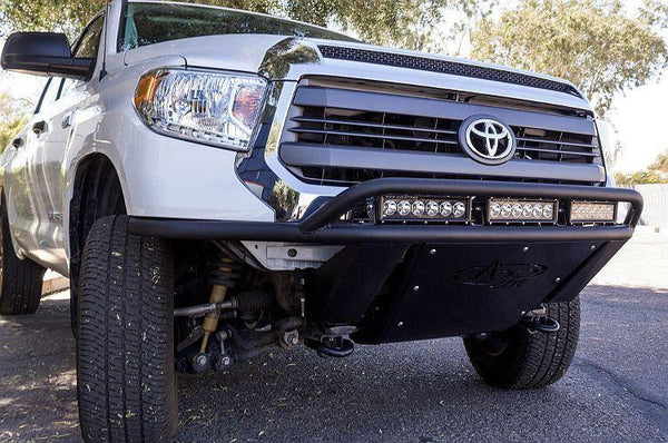 ADD F743842940103 2014-2020 Toyota Tundra Lite Front Bumper with Top Hoop