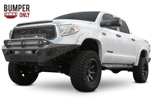 ADD F747315000103 2014-2020 Toyota Tundra Honeybadger Front Bumper with No Winch Mount