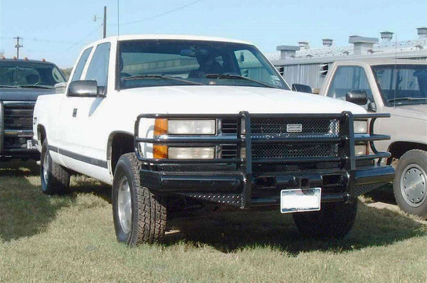 Ranch Hand FBC881BLR 1988-1998 Chevy Silverado 1500/2500/3500 Legend Series Front Bumper