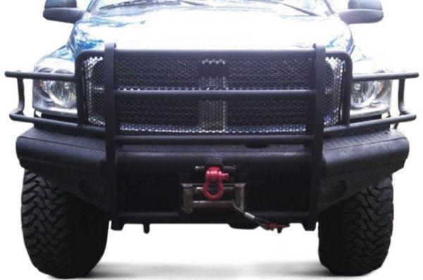 Ranch Hand Sport Winch Front Bumper Dodge Ram 2500/3500 FBD065BLR 2006-2009 - BumperOnly