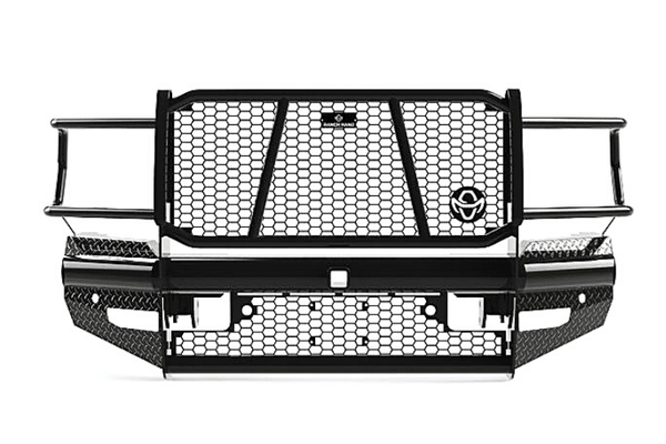 Ranch Hand FBD191BLR 2019-2021 Dodge Ram 2500/3500 Legend Series Front Bumper With Grille Guard
