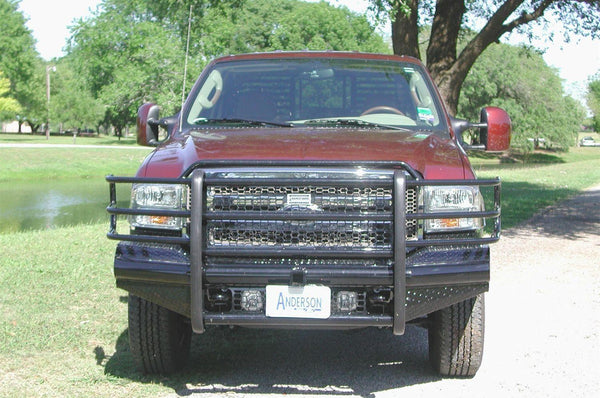 Ranch Hand Legend Front Bumper Ford F250/F350 Superduty FBF051BLR 2005-2007 - BumperOnly