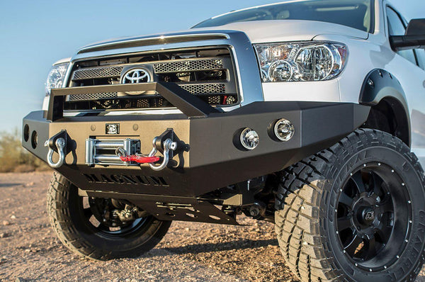 ICI Magnum Front Bumper RT Series 07-13 Toyota Tundra FBM42TYN-RT HEAVY DUTY - BumperOnly