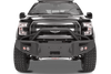 Fab Fours FF09-H1952-1 Front Bumper Ford F150 2009-2014 with Pre-Runner Guard Premium