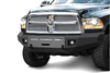 TrailFX HD Toyota Tundra 2014-2021 Front Bumper HD Winch Ready FHDB005TI