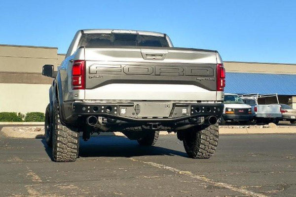 LEX Offroad Ford F150 Raptor 2017 Rear Bumper without Sensors FRG2G2RNS