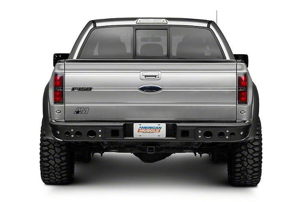 Lex Offroad FRKPRB King Pin Ford F150 Raptor Rear Bumper 2010-2014