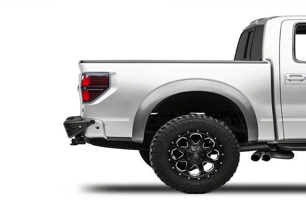 Lex Offroad FRKPRBS King Pin Ford F150 Raptor Rear Bumper 2010-2014