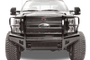 Fab Fours Ford F250/F350 Superduty 2005-2007 Front Bumper with Full Guard FS05-S1260-1