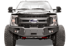 Fab Fours FS08-A1952-1 Front Bumper Ford F250/F350 Superduty 2008-2010 Winch Ready with Pre-Runner Guard Premium