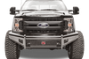 Fab Fours Ford F450/F550 Superduty 2008-2010 Front Bumper No Guard FS08-S1961-1